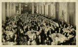 Photograph of St. John's University - School of Law, class of 1925 10th Anniversary Dinner