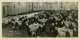 Photograph of a dinner for the observance of the Tercentenary of the Holy Deaths of St. Vincent de...