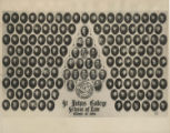 Photograph of St. John's College - School of Law, class of 1930 (7-9 session)