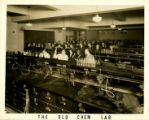 Photograph of the Chemistry Lab at Schermerhorn Street Campus