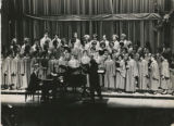 Photograph of Women's Glee Club